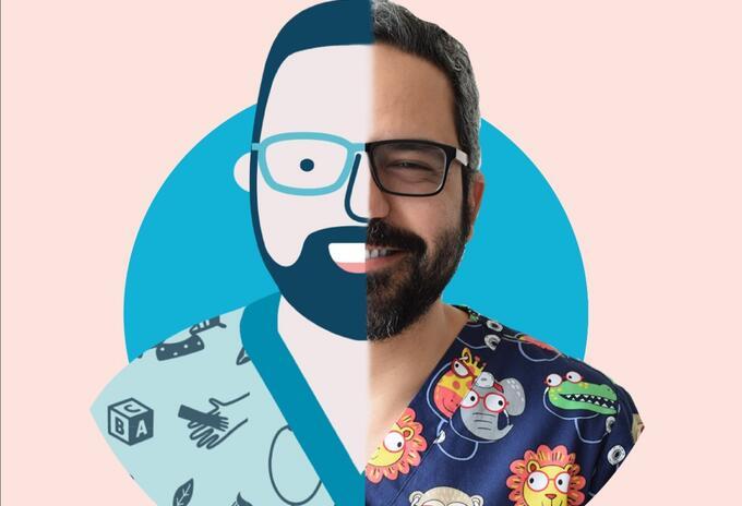 El Doctor Barbuchas o Miguel Bayona