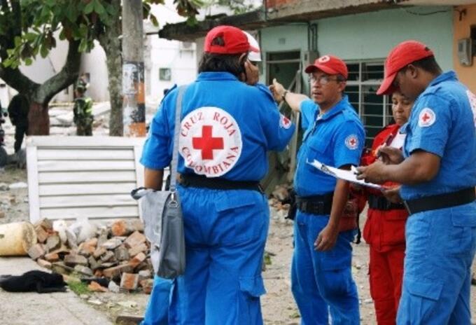 Falsos funcionarios de la Cruz Roja están robando en las casas del Tolima