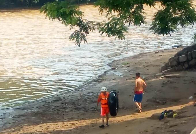 Dos personas desaparecieron al caer al río Sumapaz