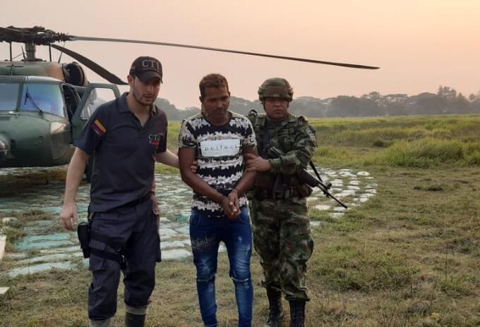Autoridades capturan a Dalip