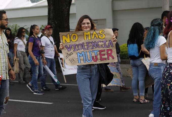 Conmemoración del 8 de Marzo en Pereira