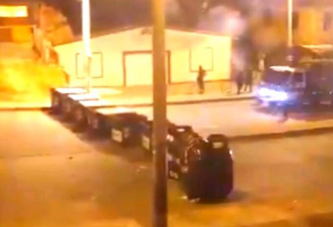 Bloqueos en Ciudad Bolívar en medio de cuarentena nacional