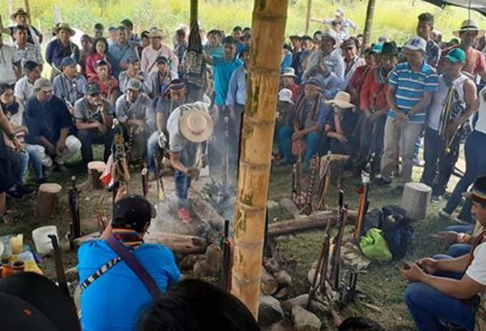 Comunidad Indígena Huila