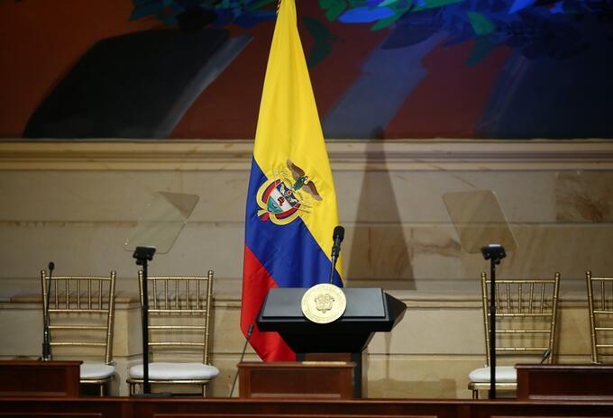 Congreso de la República - instalación