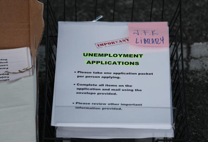 Desempleo en Estados Unidos