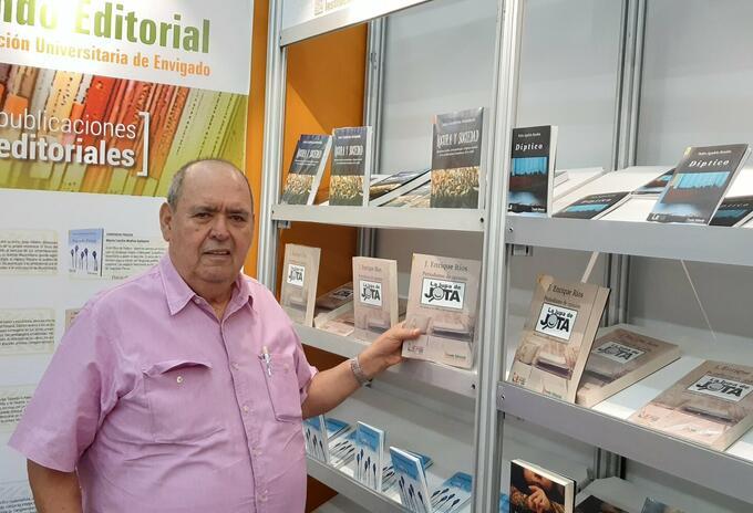 Periodista antioqueño, J. Enrique Ríos.