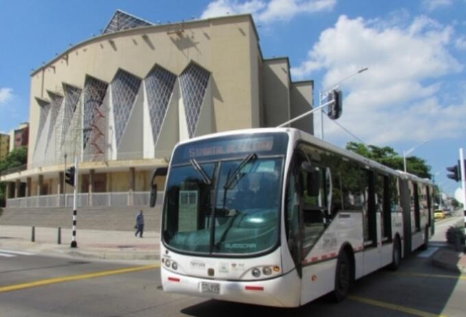 El transporte masivo en Barranquilla está en crisis financiera.