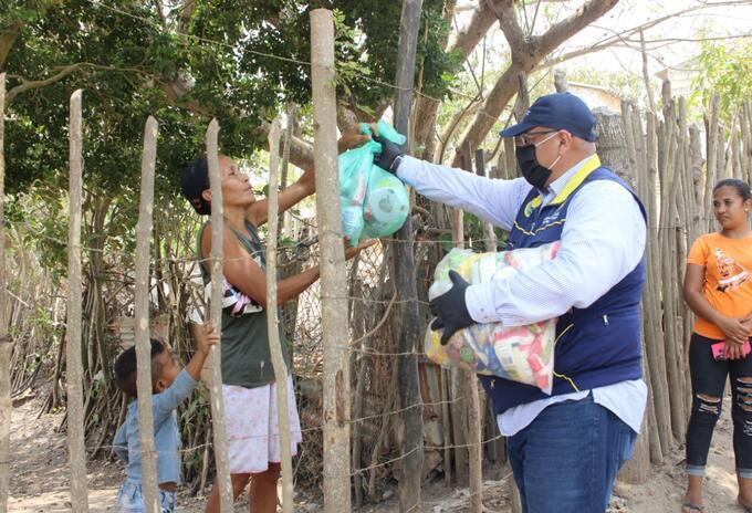 Ayudas Humanitarias Cartagena