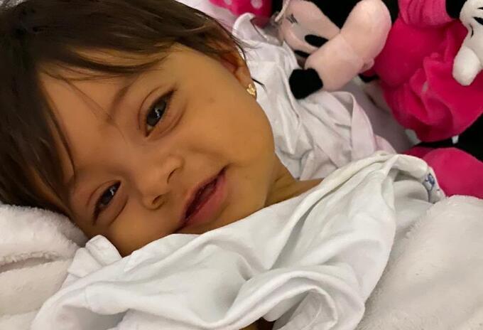 Aleia, hija del alcalde Daniel Quintero Calle
