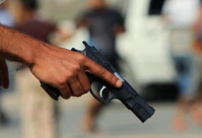Con disparos de arma de fuego, asesinan a auxiliar de ¨Policía.