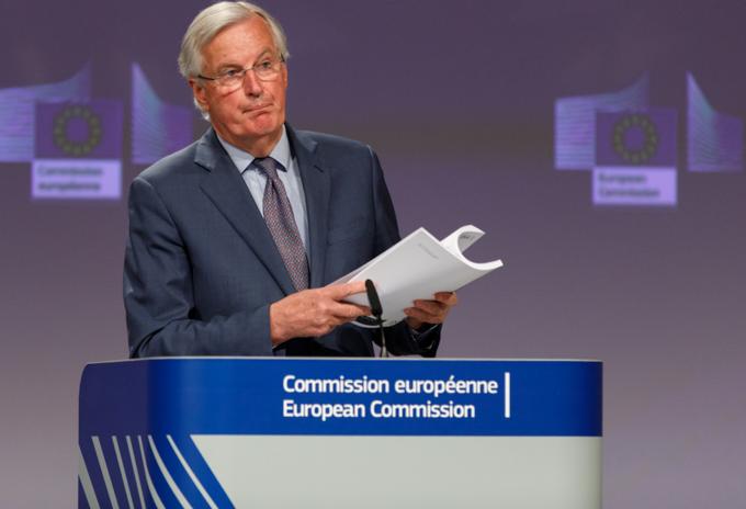 Michel Barnier, negociador europeo para el brexit