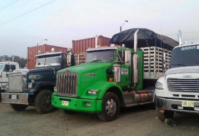 Transportadores se quedaron sin carga
