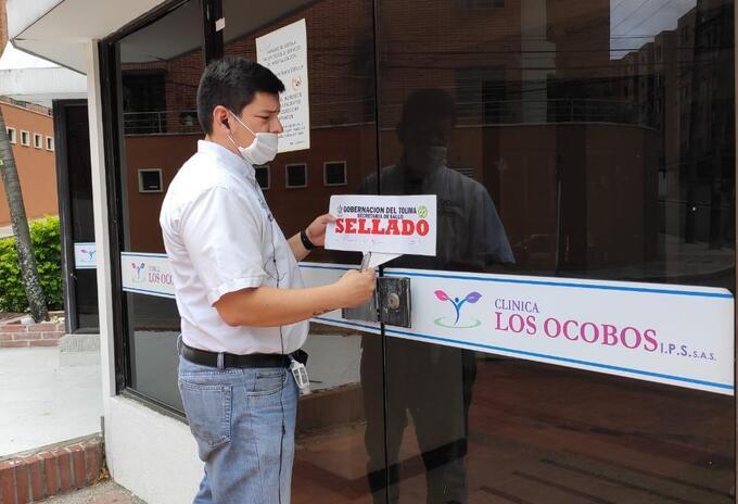 Clínica Los Ocobos, Ibagué