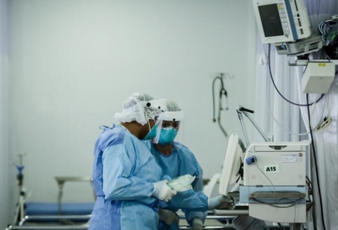 Según la autoridades, la red hospitalaria esta lista para atender pacientes críticos por covid 19