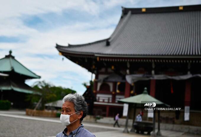 Japón se convirtió la semana pasada en el segundo país en autorizar el medicamento remdesivir para tratar a pacientes de covid-19.