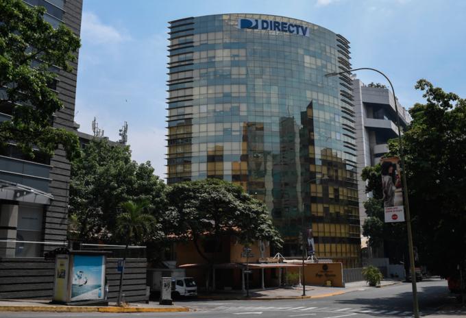Sede de DirecTV en Caracas
