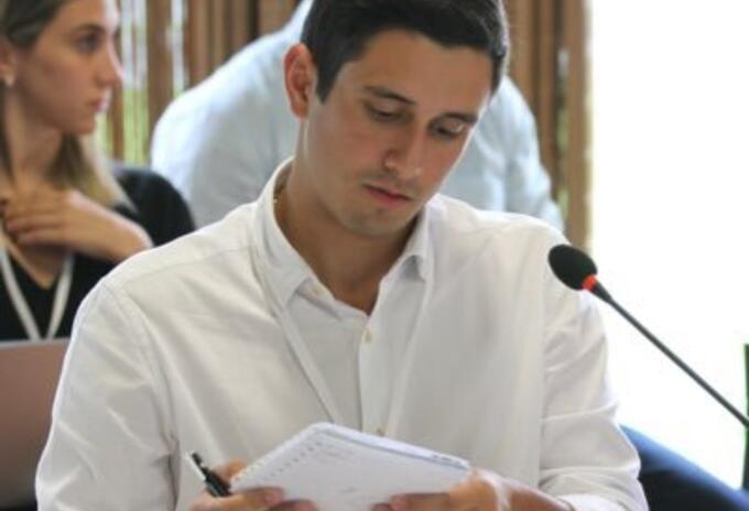 Jorge Rodrigo Tovar, nuevo director de Víctimas.