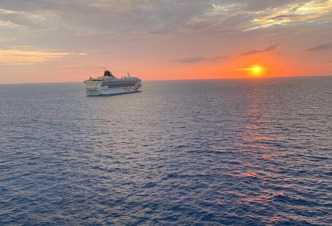 Los tripulantes colombianos llevan tres meses varados a bordo de un barco