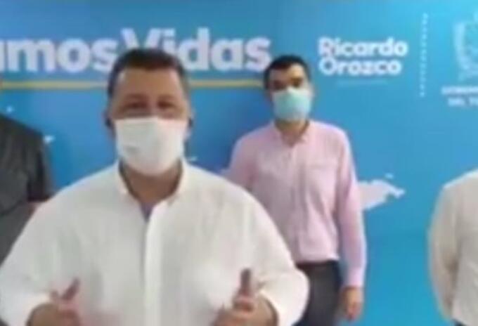Los funcionarios hacen parte del equipo epidemiológico de la Secretaría de Salud del Tolima