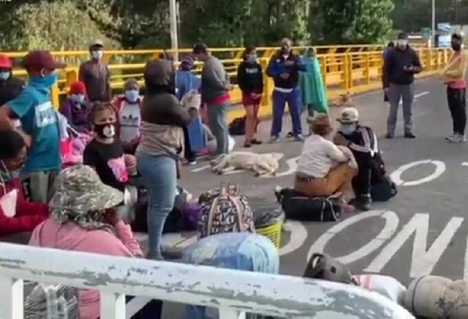 La situación de la frontera con Ecuador es preocupante para las autoridades.