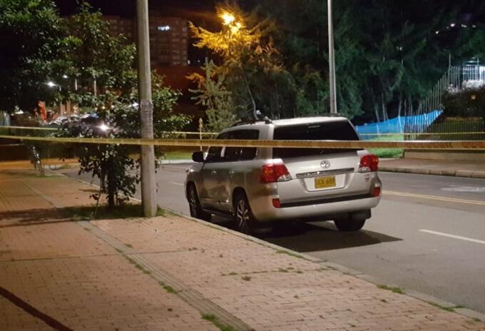 Doble crimen en el norte de Bogotá