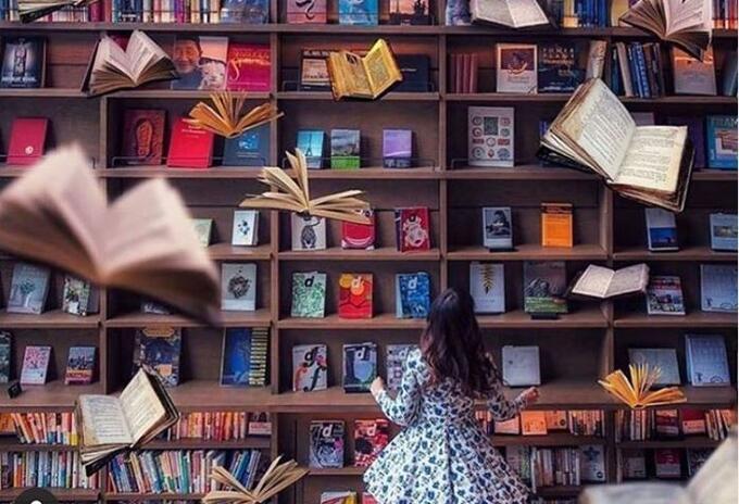 Librería Tornamesa, en Bogotá
