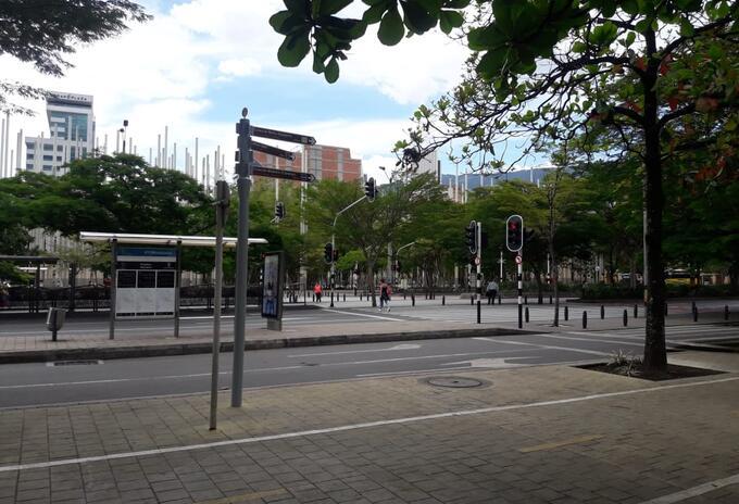Ciudad de Medellín.