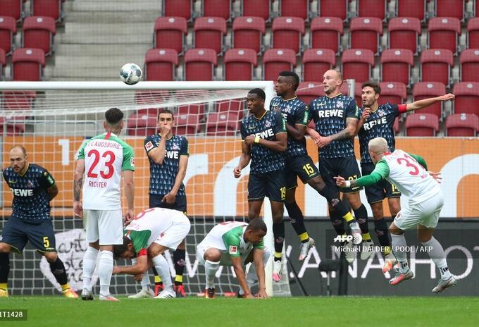 Augsburg vs Colonia