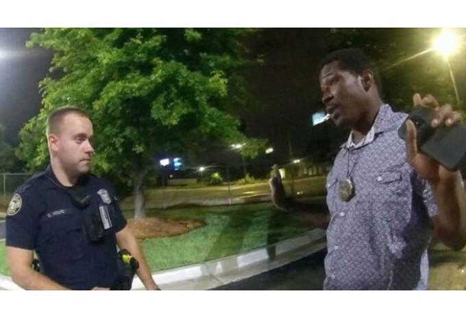 Rayshard Brooks, nueva víctima de racismo en EEUU