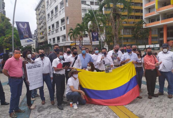 Abogados de Colombia piden la reapertura de los juzgados