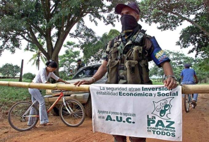 Autodefensas Campesinas de Puerto Boyacá.