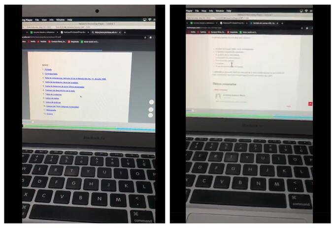 Computador - trabajo