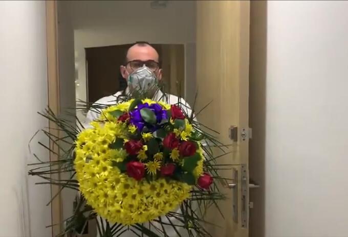 José Julián Buelvas, médico amenazado de muerte en Barranquilla