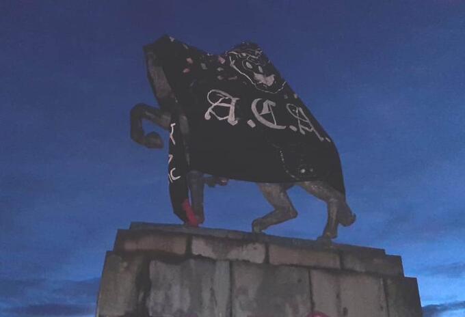 Estatua Popayán