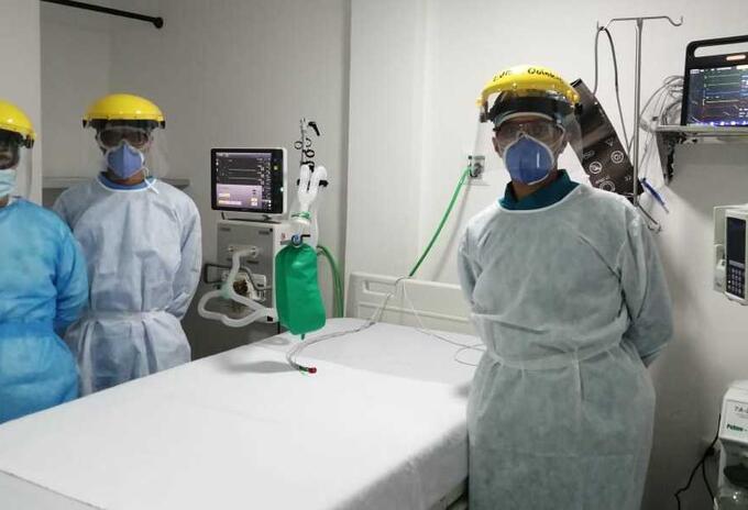 ESE Hospital San Francisco de Asís de Quibdó.