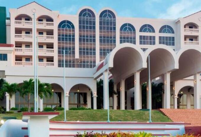 hotel marriot en la habana