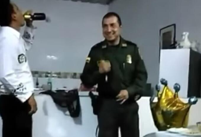 Policía Baraya