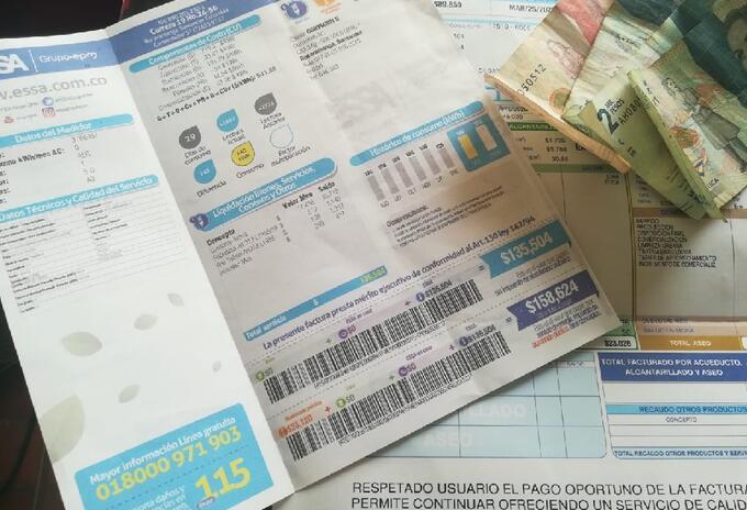 La Electrificadora de Santander reconoció error en la facturación a través de un comunicado.