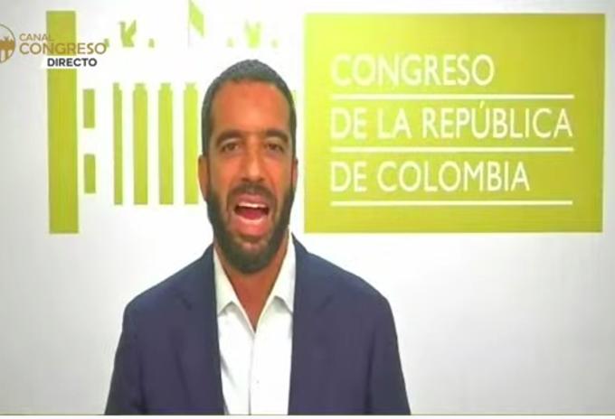 Arturo Char, presidente del Congreso