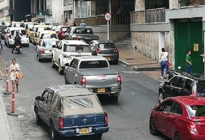 En Ibagué se han registrado 1000 vehículos durante los 6 primeros meses del 2020