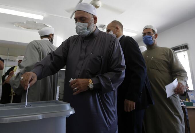 Elecciones en Siria