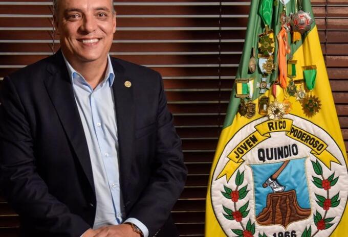 Roberto Jairo Jaramillo Cárdenas - Gobernación del Quindío