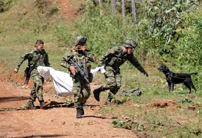 Militares de Norte de Santander