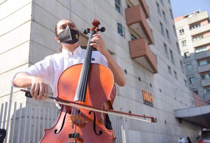 Concierto de la Filarmónica de Medellín.