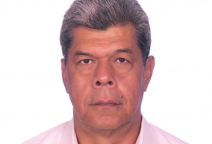 Periodista John Jairo Villa Arenas.