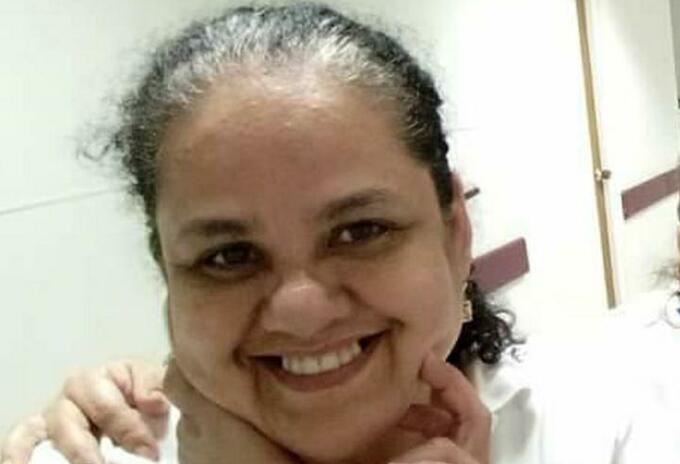 Enfermera Victoria Eugenia Rojas