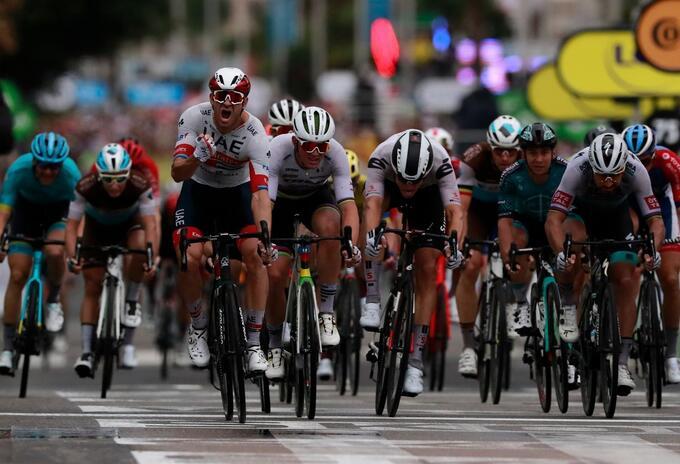 Tour de Francia 2020, primera etapa