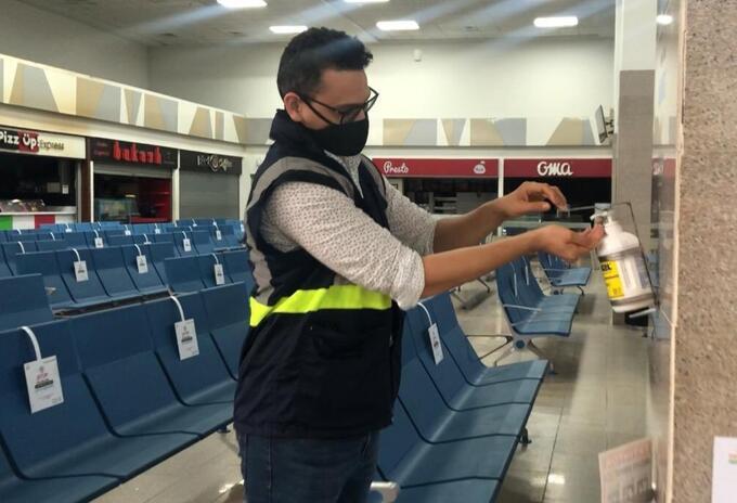 Aeropuerto de Cartagena Rafael Nuñez
