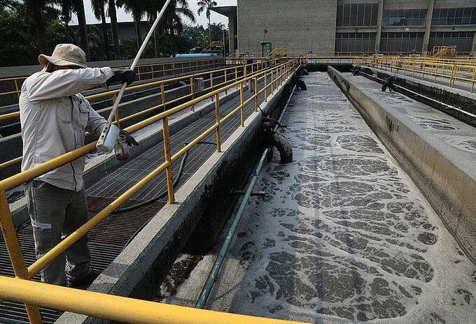 Aguas residuales de Medellin y su Área Metropolitana.