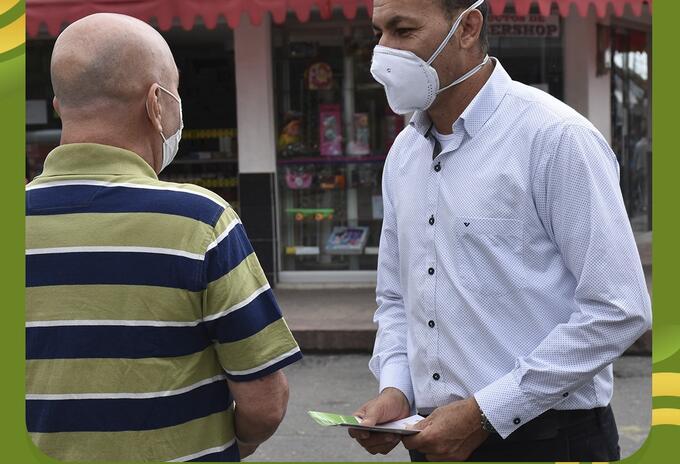 Las autoridades de salud ya están implementando el cerco epidemiológico